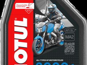 Motul lança seu primeiro produto fabricado no Brasil