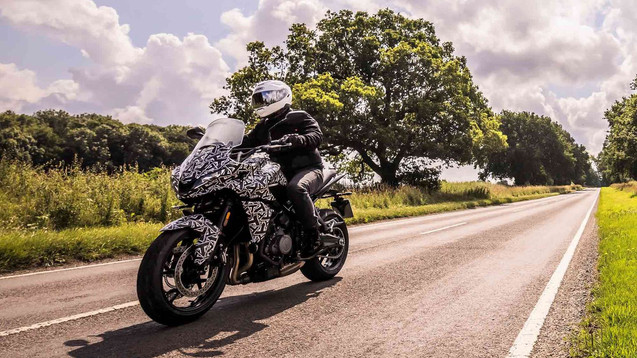 Triumph anuncia Tiger Sport 660