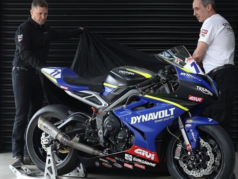 Triumph confirma presença no Campeonato Britânico de Supersport