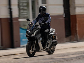 Honda ADV 150 no Brasil