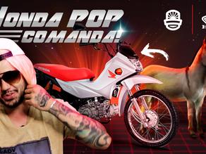 Conheça a história da Honda Pop em um novo episódio da saga O SEGREDO DA MOBILIDADE