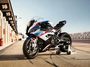 BMW S 1000 RR é eleita a moto do ano
