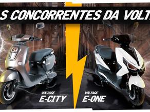 TESTAMOS AS ELÉTRICAS E-CITY & E-ONE