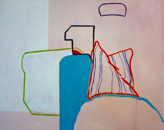 Living room arrangement (2014)