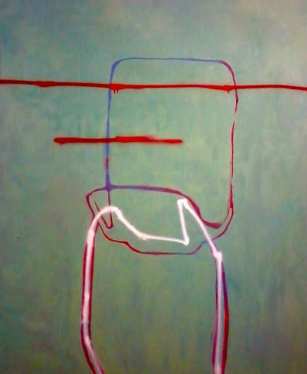 Chair, man (2014)