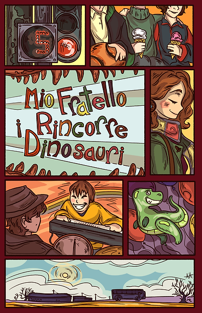 my brother chases dinosaurs poster.png