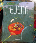 "Little Fish Selected Gems: The World of Edena by Jean ""Moebius"" Giraud"