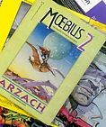 Moebius Stories from Epic Comics