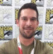 Alonso Nunez, Executive Director of Little Fish Comic Studio