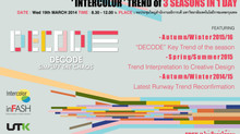 "inFASH Forward Trend proudly presents ""DECODE"""