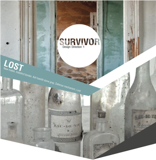 LOST : The design guide of SS2014
