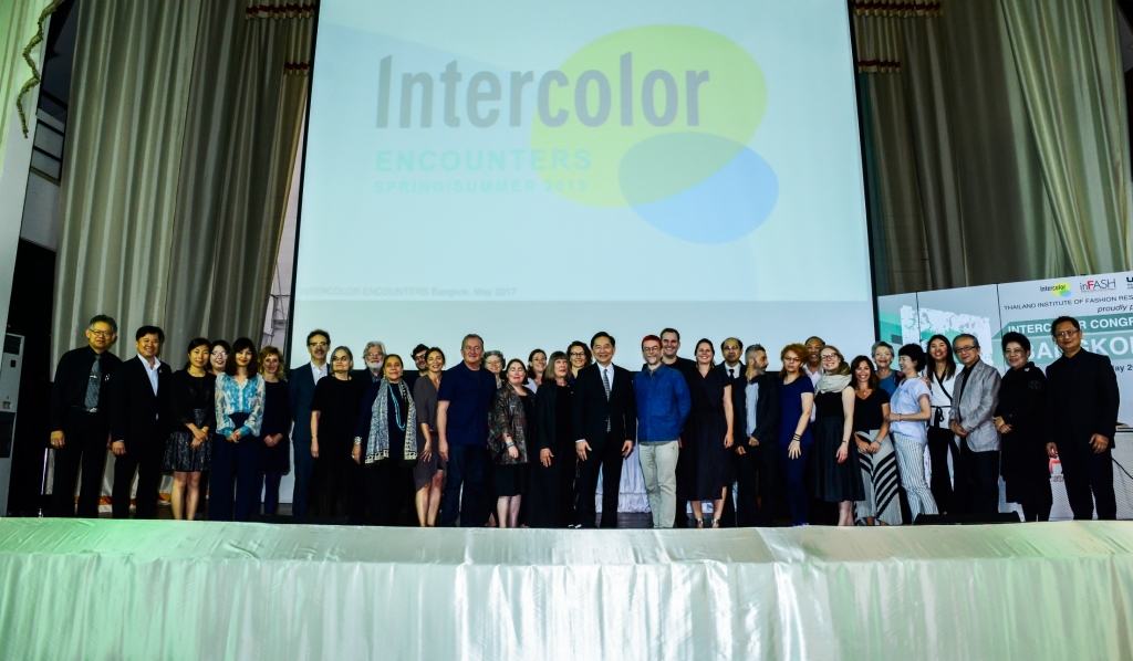 INTERCOLOR CONGRESS BANGKOK SS2019