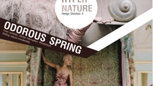 ODOROUS SPRING : the design guide of SS2014