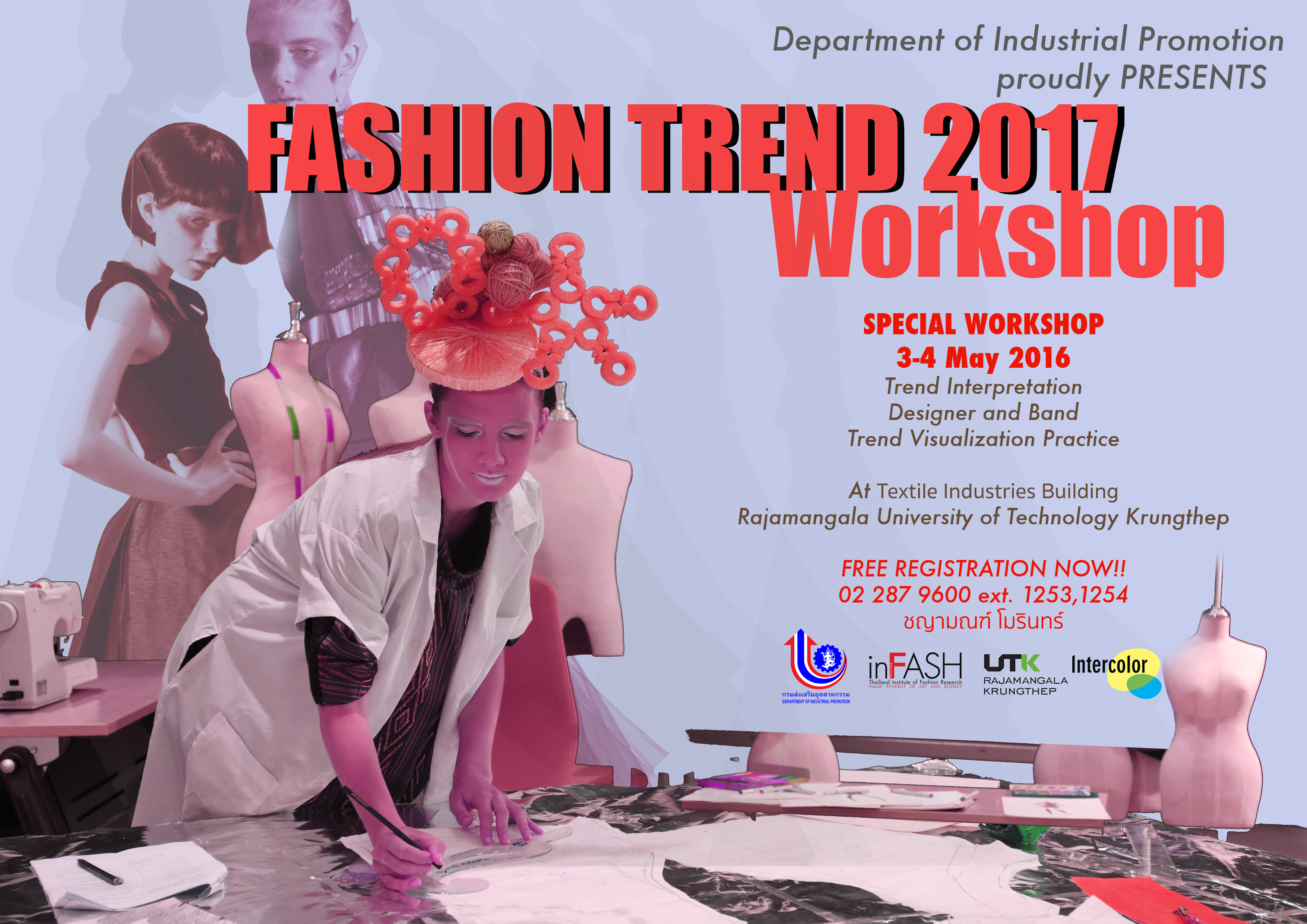 Ads fashion trend workshop