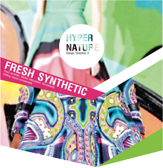 Fresh Synthetic : the design guide of SS2014