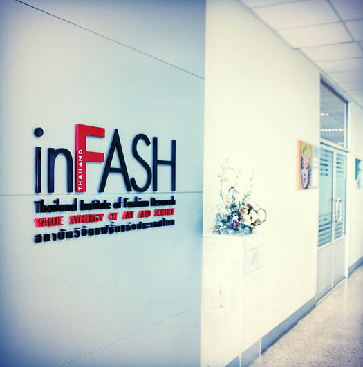 Thailand Institute of Fashion Research office
