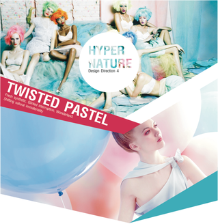 TWISTED PASTEL : The design guide of SS2014