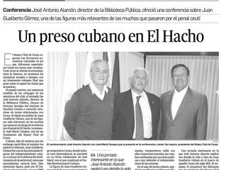 CONFERENCIA J.A. ALARCÓN