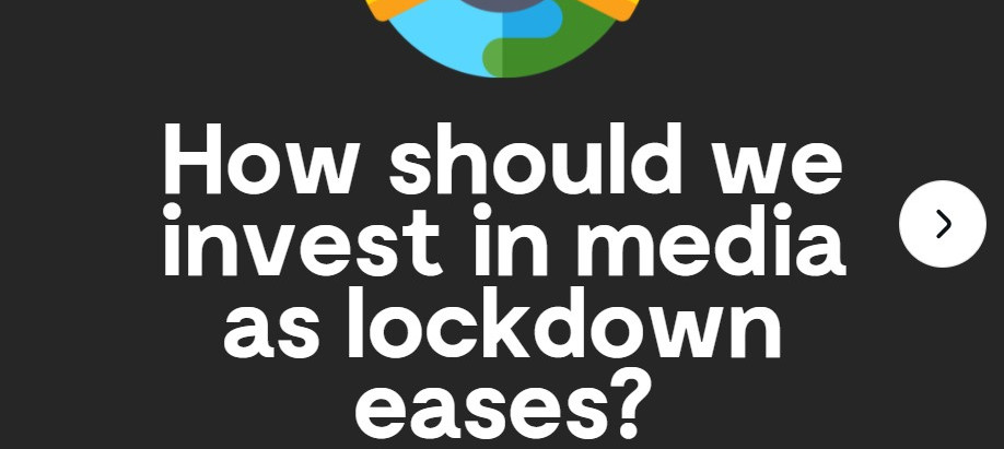 How should we invest in media as lockdown eases?