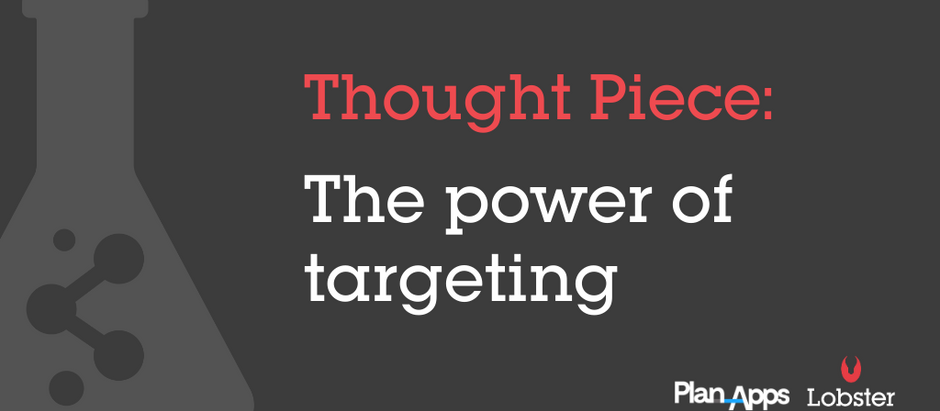 The power of targeting