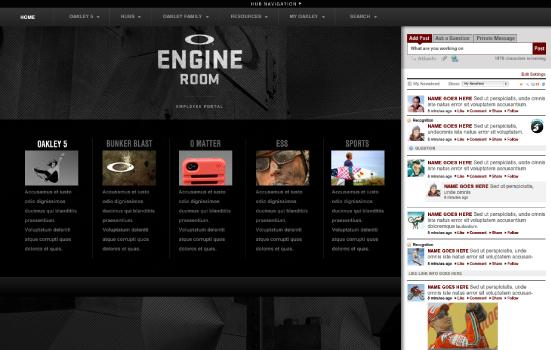 Oakley Engineroom