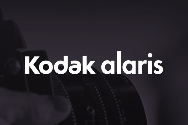 Kodak, a technology company which focuses on imaging.