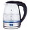 Thumbnail: KENT Elegant Electric Glass Kettle (Silver)