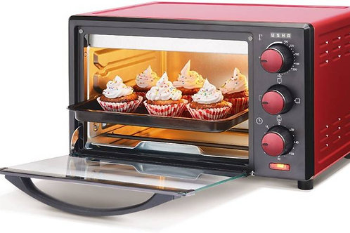 Usha 16-Litre OTGW 3716 Oven Toaster Grill (OTG)  (Maroon)