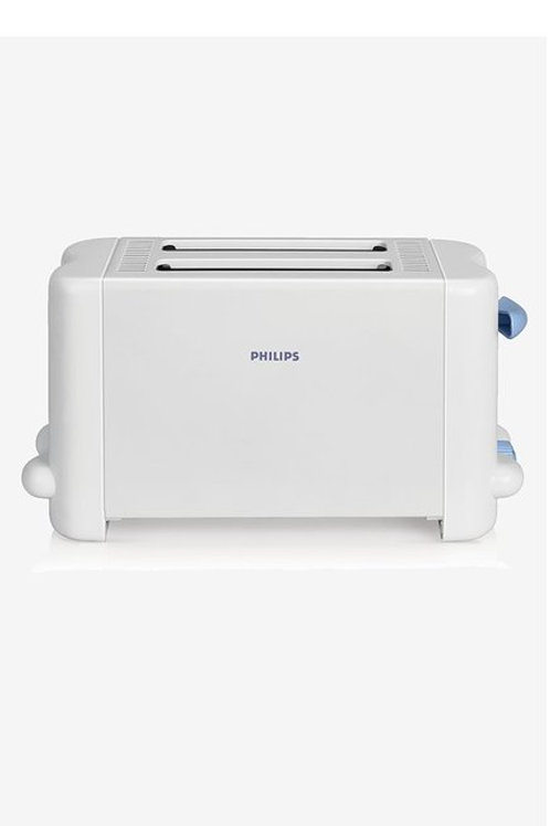 Philips HD4815/01 800 W Pop Up Toaster  (White)