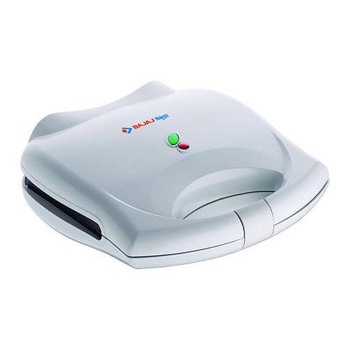Bajaj Majesty New SWX-3, 2-Slice Sandwich Toaster (White) Visit th