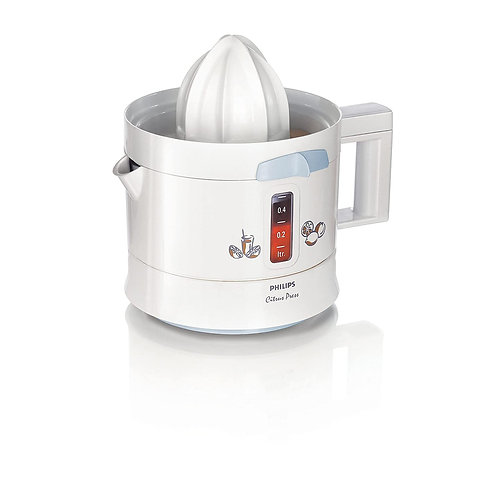 Philips HR2774 0.5-Litre Citrus Press (White)