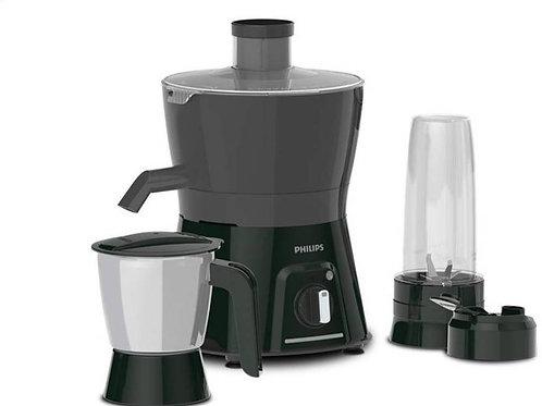 Philips AVENGER HL7579 600 Juicer Mixer Grinder  (Black, 2 Jars)