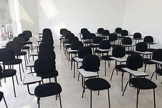 sala de aula barra funda