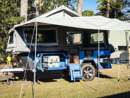 Need A Camper Trailer For Hire This Summer
