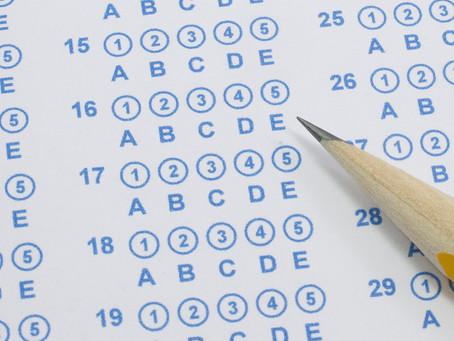 May 21-22nd: Standardized Testing