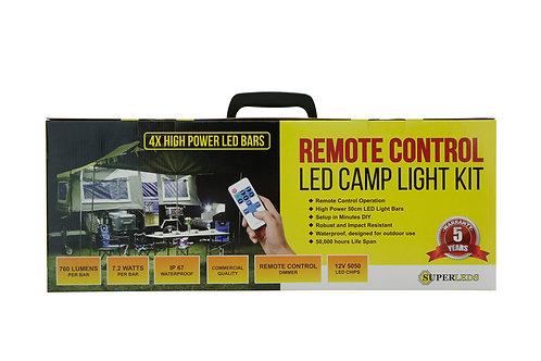 SuperLEDS Remote Control Light Kit