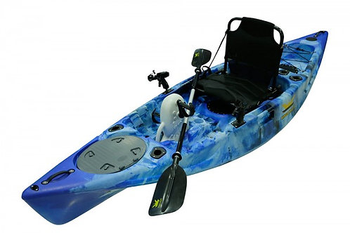 KINGS KRAFT 3.3M PEDAL KAYAK
