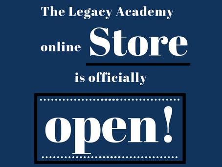 2019-2020 Uniform Updates & LA Store is Live