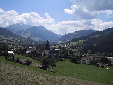 gstaad summer