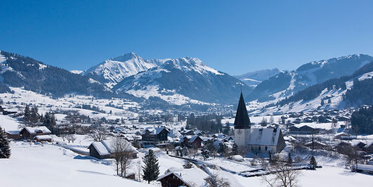 Gstaad Winter