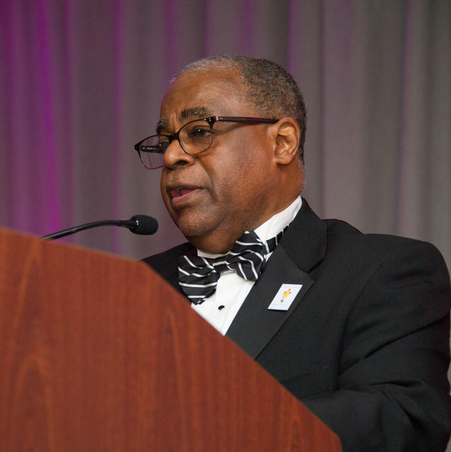 DCHOF President Stanley K. Williams