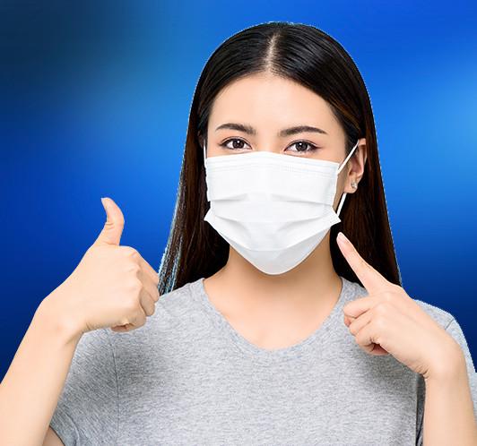 Mascara antibacterial