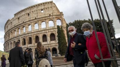 Italia registra récord de 4 mil 700 pacientes curados en un día