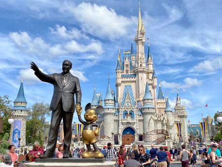 Parques de Disney en Orlando planean reabrir a mediados de julio