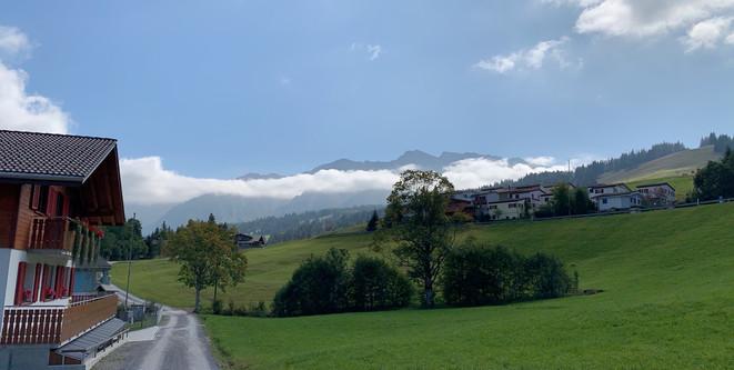 Nebelmeer im Sörenberg