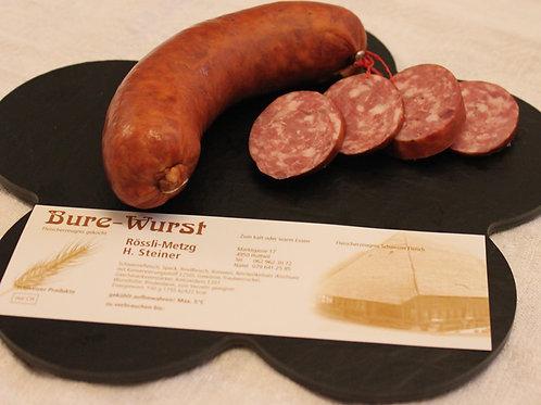 Bure-Wurst