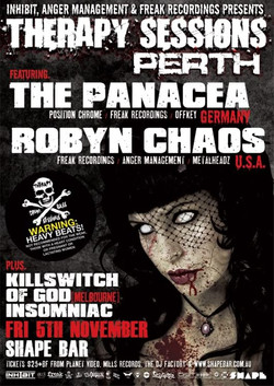 20101105 Perth TherapySessions-Panacea--Robyn-Chaos-web