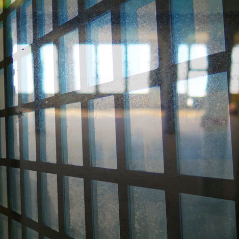 Thru a Window