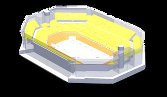 Climatisation dans le Palais Omnisport de Paris-Bercy / AccorHotels Arena