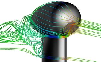 La sonde de détection de givre de Zodiac Aerospace analysée par simulation aérothermique